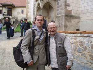 With Pavlem Steidlem