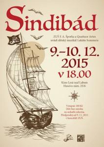 Sindibád - plakát